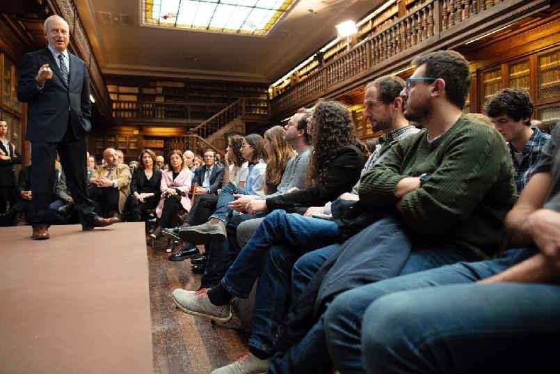 Conferencia de Michael J. Sandel