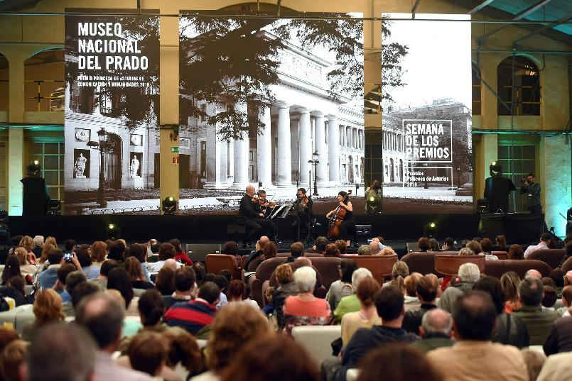 "Prado Sunday: Concert ""The Prado Quartet"""