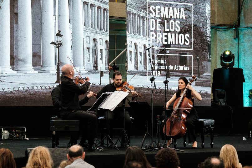"""Domingo en el Prado: Concierto """"Cuarteto del Prado"""""""