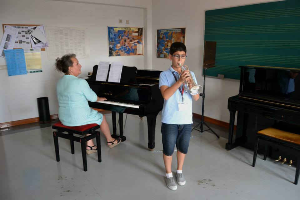 2013 Summer Courses (International Music School)