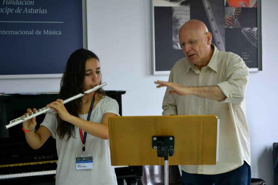 2013 Summer Courses (International Music School)