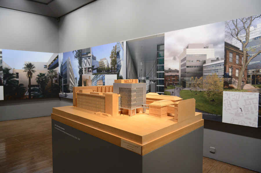 "Exhibition ""Rafael Moneo. International Works"""