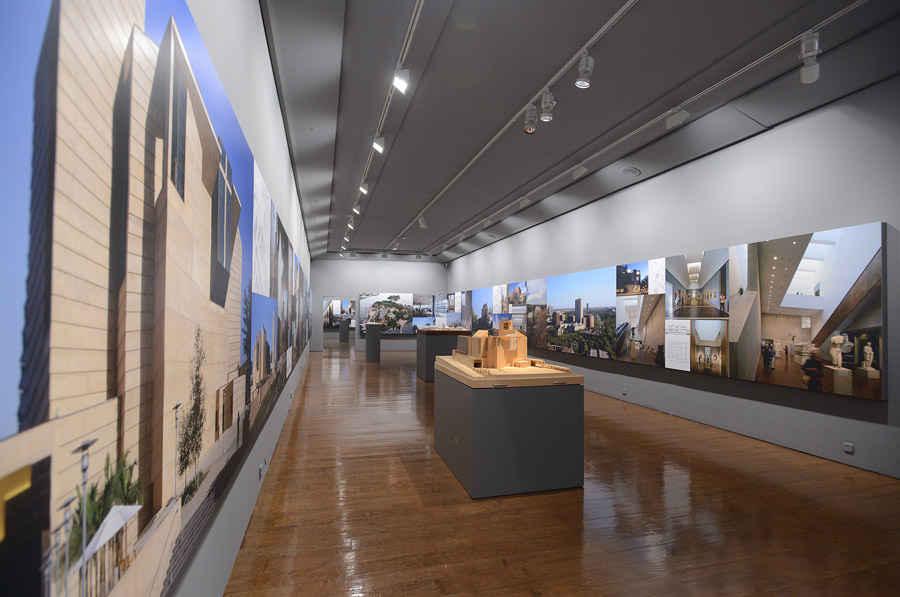 "Exhibition ""Rafael Moneo. International Works"""