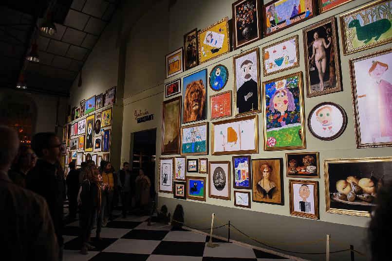 """""""Galería FascinArte""""."""