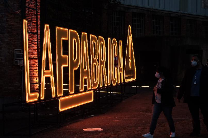 "Opening of ""LaFPAbrica. Awards Factory"""