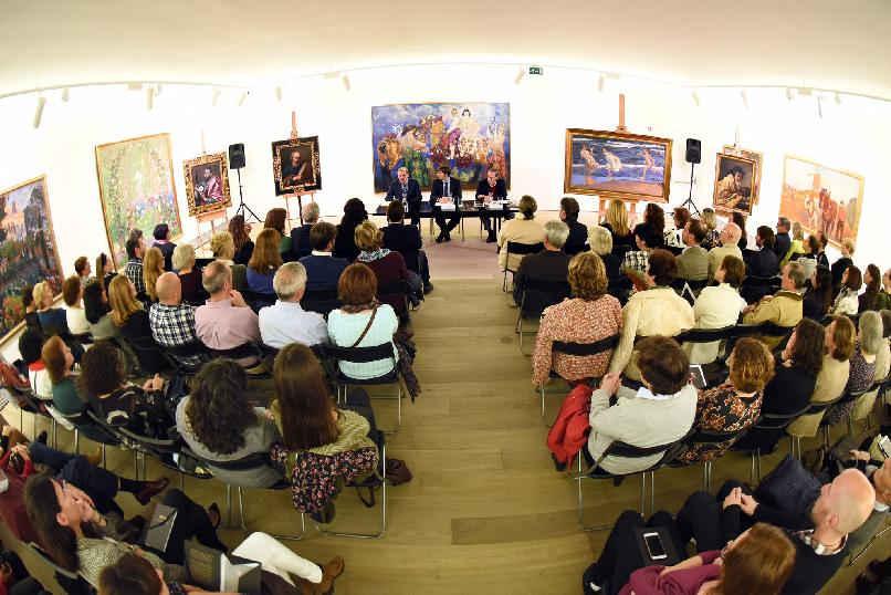 """""""Hispanic Society. Una historia retratada a través de los cuadros""""."""