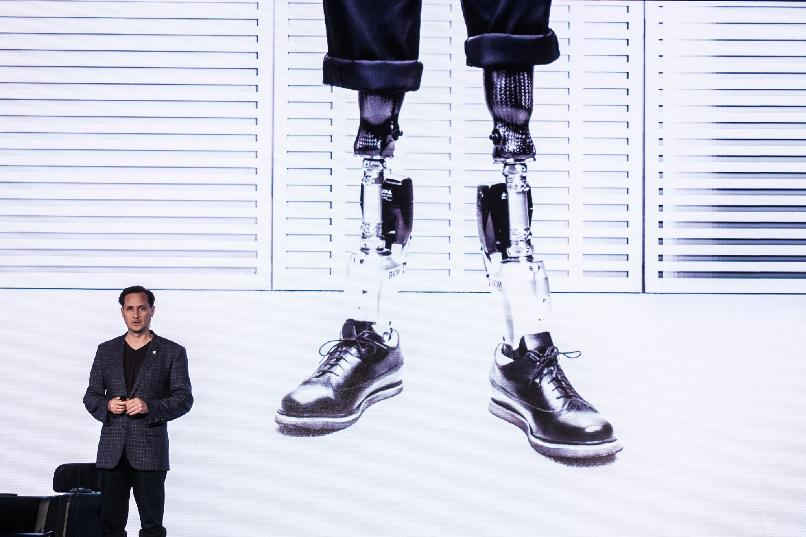 """The Challenges of Bionics""."