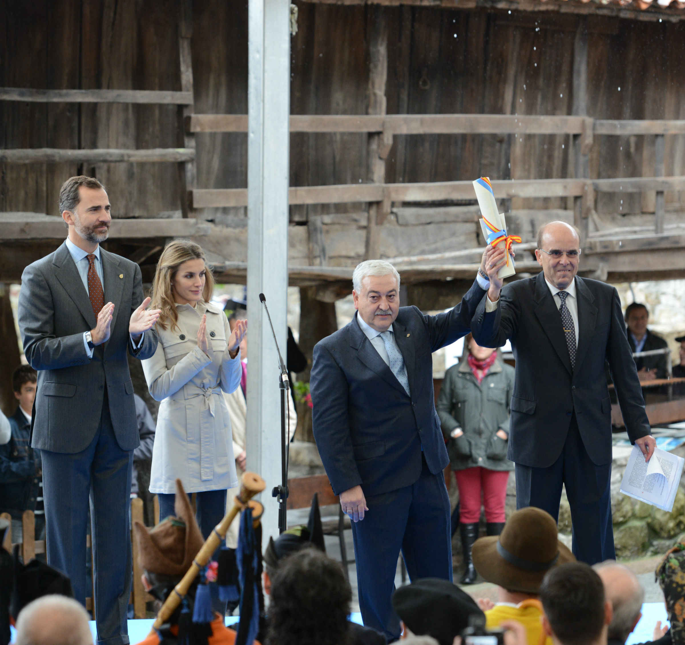 Bueño, Exemplary Town of Asturias Award