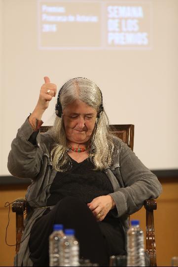 """""""Mary Beard: La cultura clásica de una historiadora y feminista"""""""