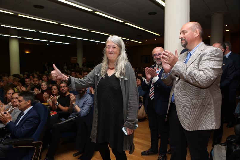 """Mary Beard: The Classical Culture of a Historian and Feminist"""