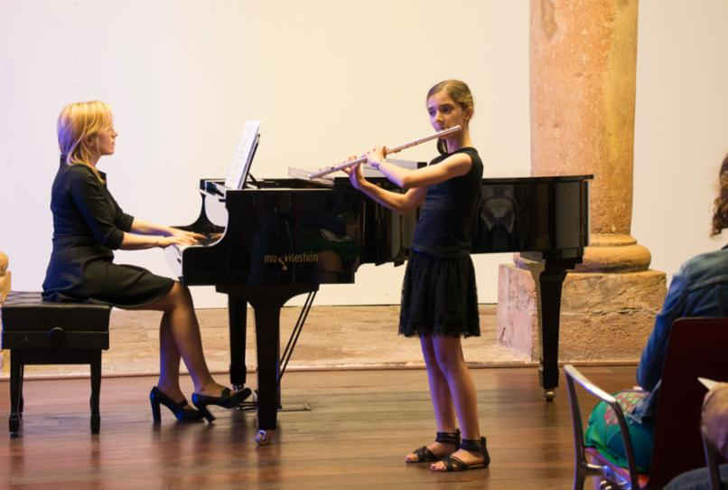 Princess of Asturias Foundation's International Music School 2016 Summer Courses
