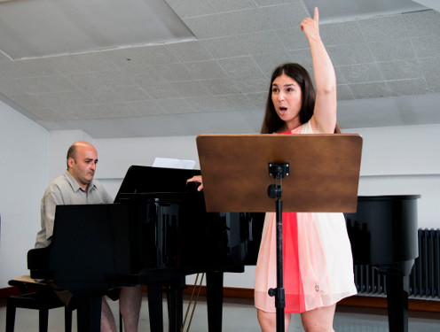 2014 Summer Courses (International Music School)