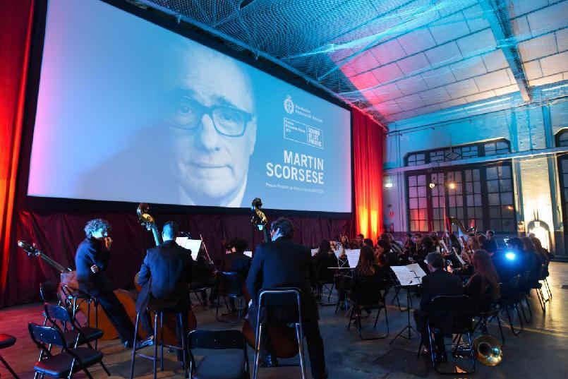 Scorsese's Factory