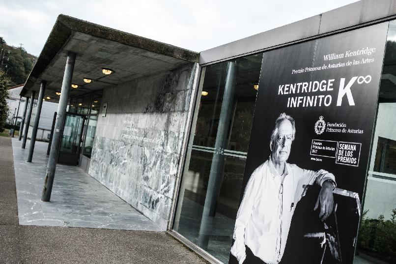 """Toma la palabra"". Kentridge infinito / K∞."