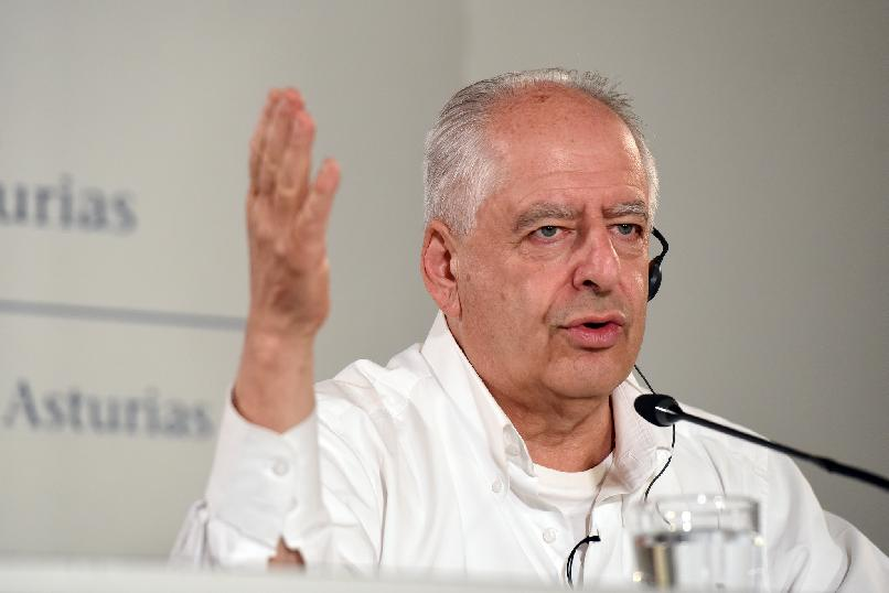Press conference with William Kentridge