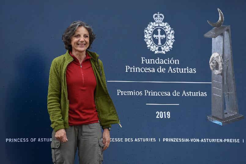 Llegada de Sandra Myrna Díaz