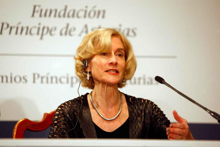 Press conference by Martha C. Nussbaum