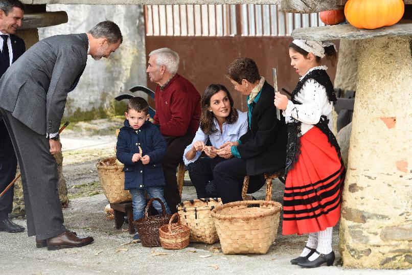 Entrega del Premio al Pueblo Ejemplar de Asturias 2018