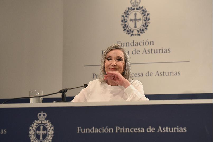 Press conference with Núria Espert