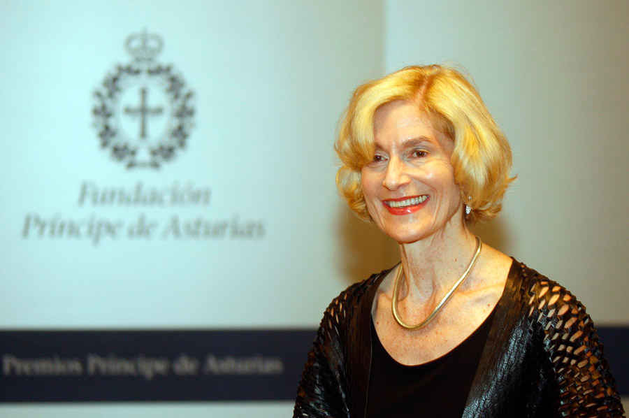 Press conference by Martha C. Nussbaum