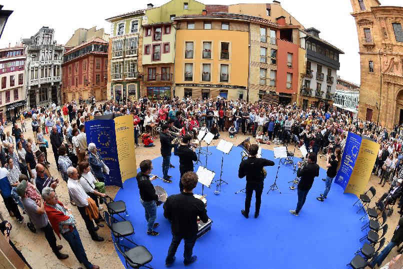 Conciertos de la Joven Orquesta de la Unión Europea