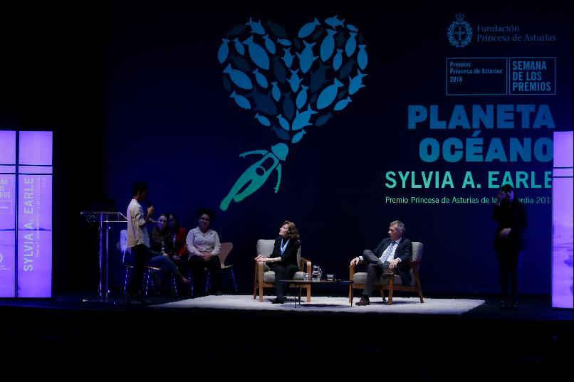 Conferencia Planeta Océano