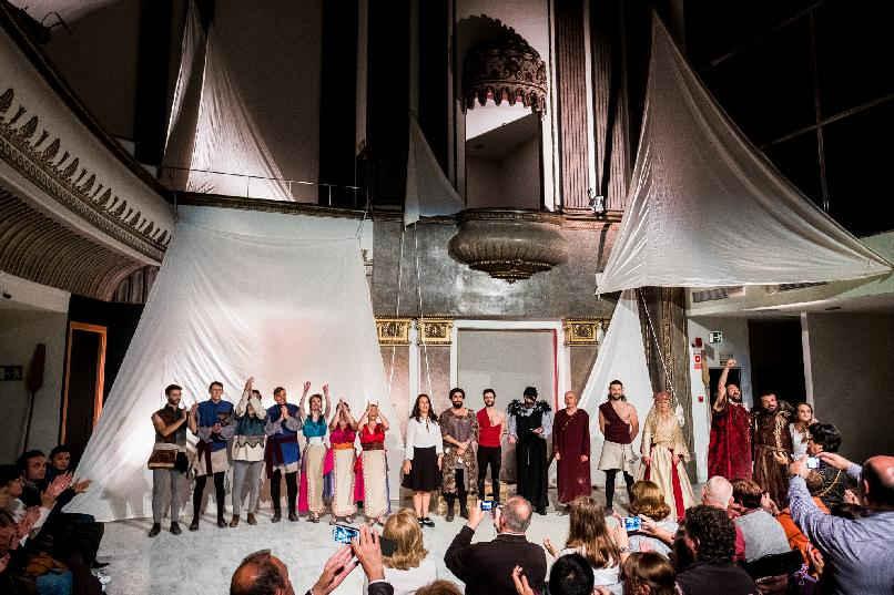 """Ghosts"" (Hamlet)"" at the Arango Theatre"