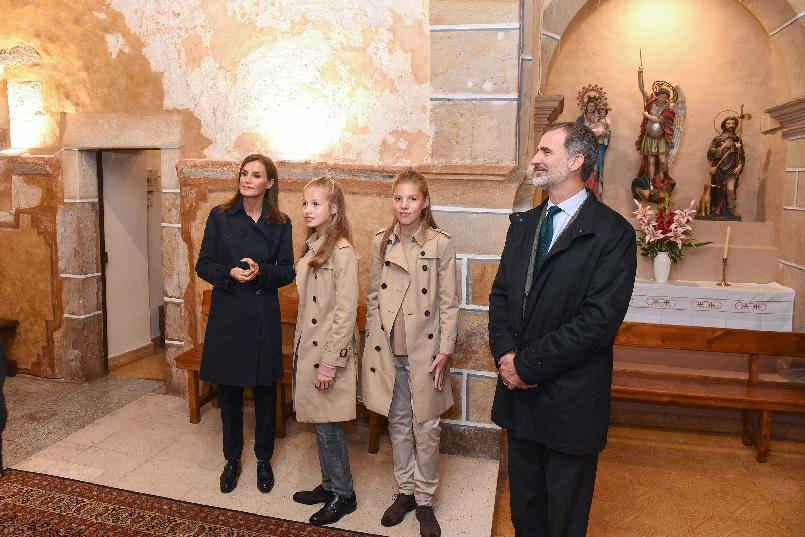 Entrega del Premio al Pueblo Ejemplar de Asturias 2019