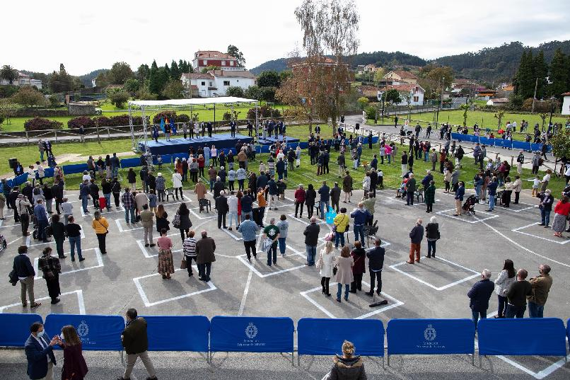 2020 Exemplary Town of Asturias Award