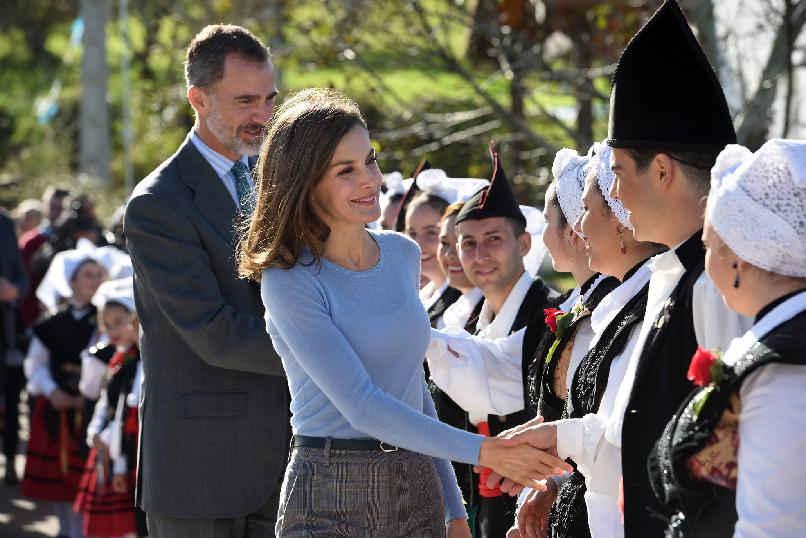 Entrega del Premio al Pueblo Ejemplar de Asturias 2017