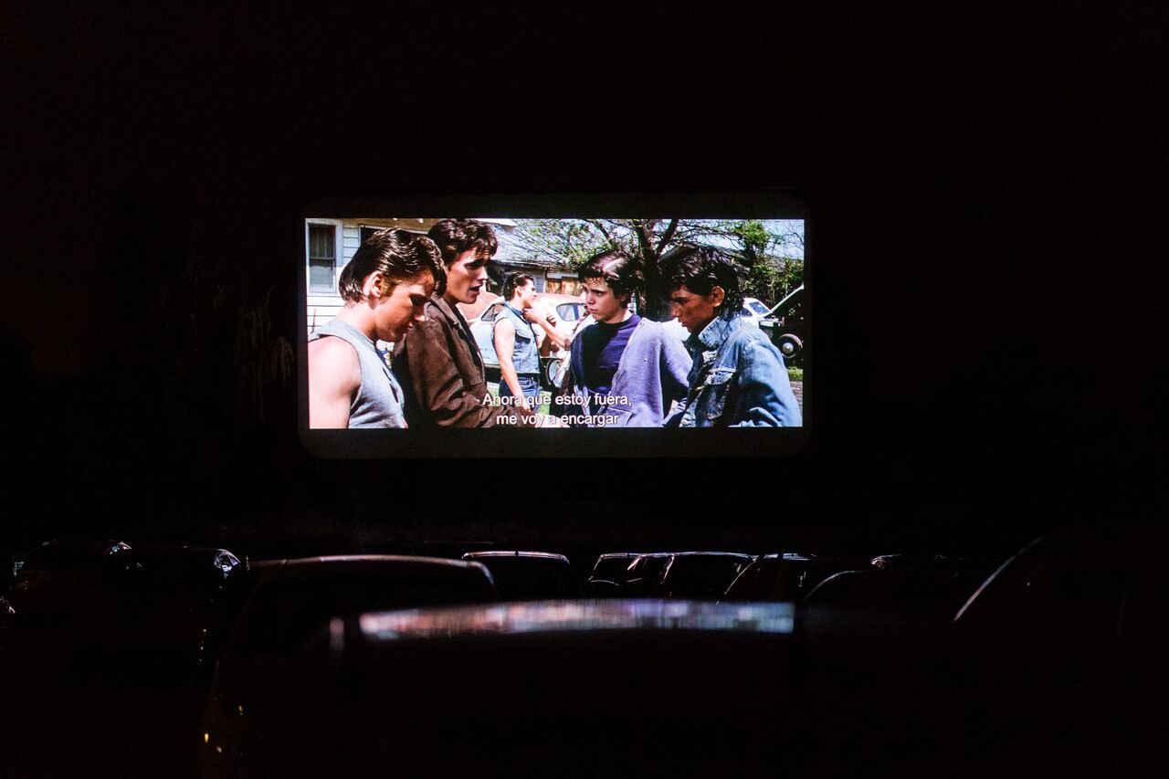 "Ciclo de cine ""Coppola Portátil"""