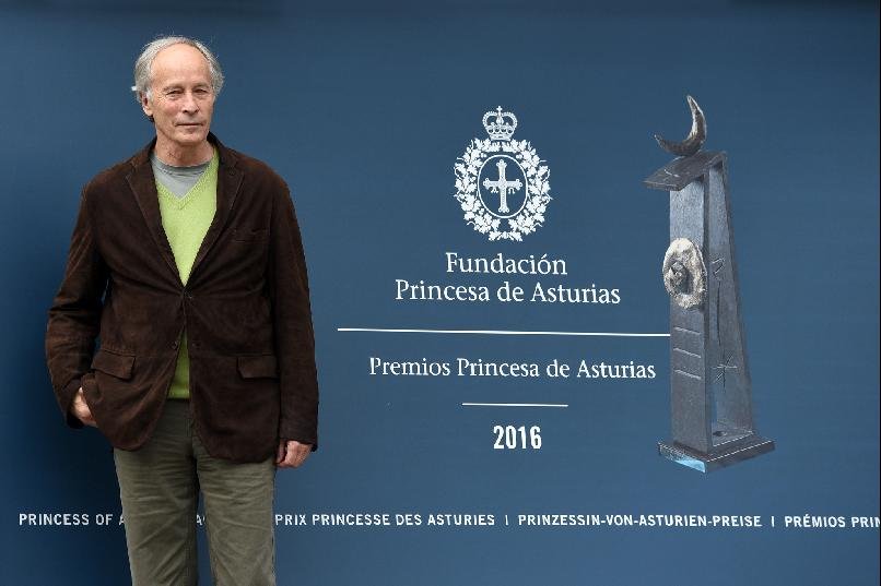 Llegada de Richard Ford