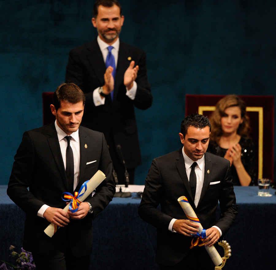2012 Prince of Asturias Awards Presentation Ceremony
