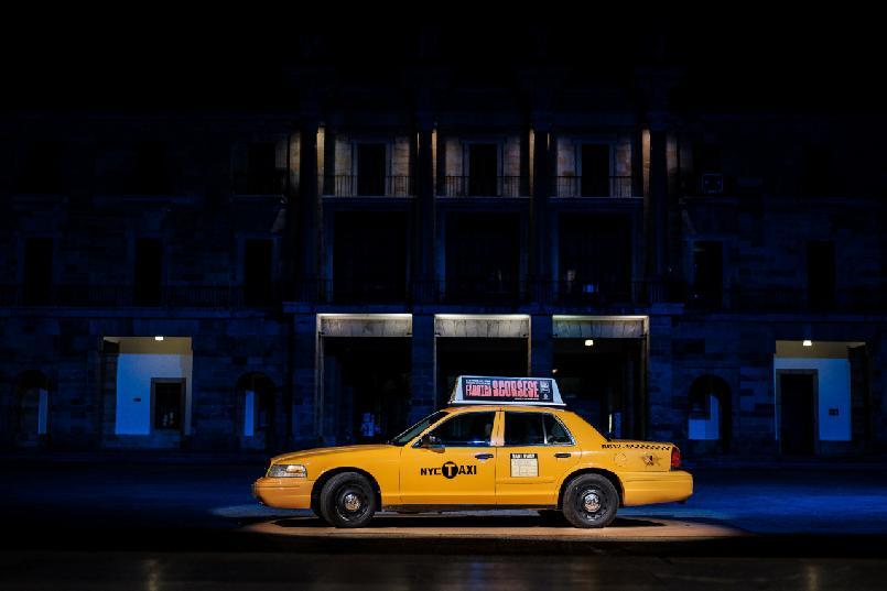 Symphonic Taxi Driver