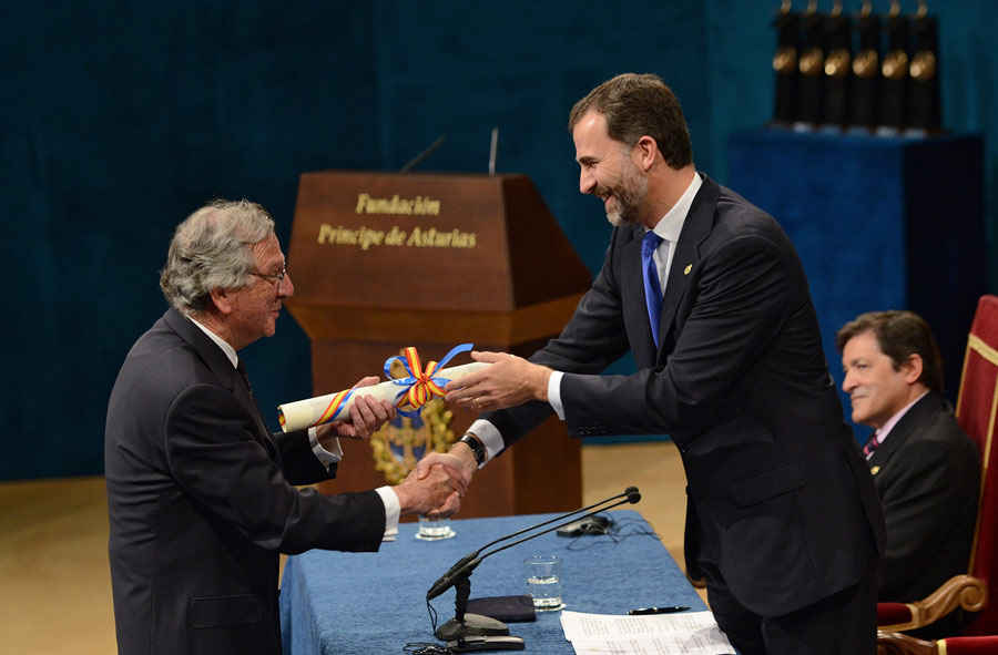 2012 Prince of Asturias Awards Presentation Ceremony