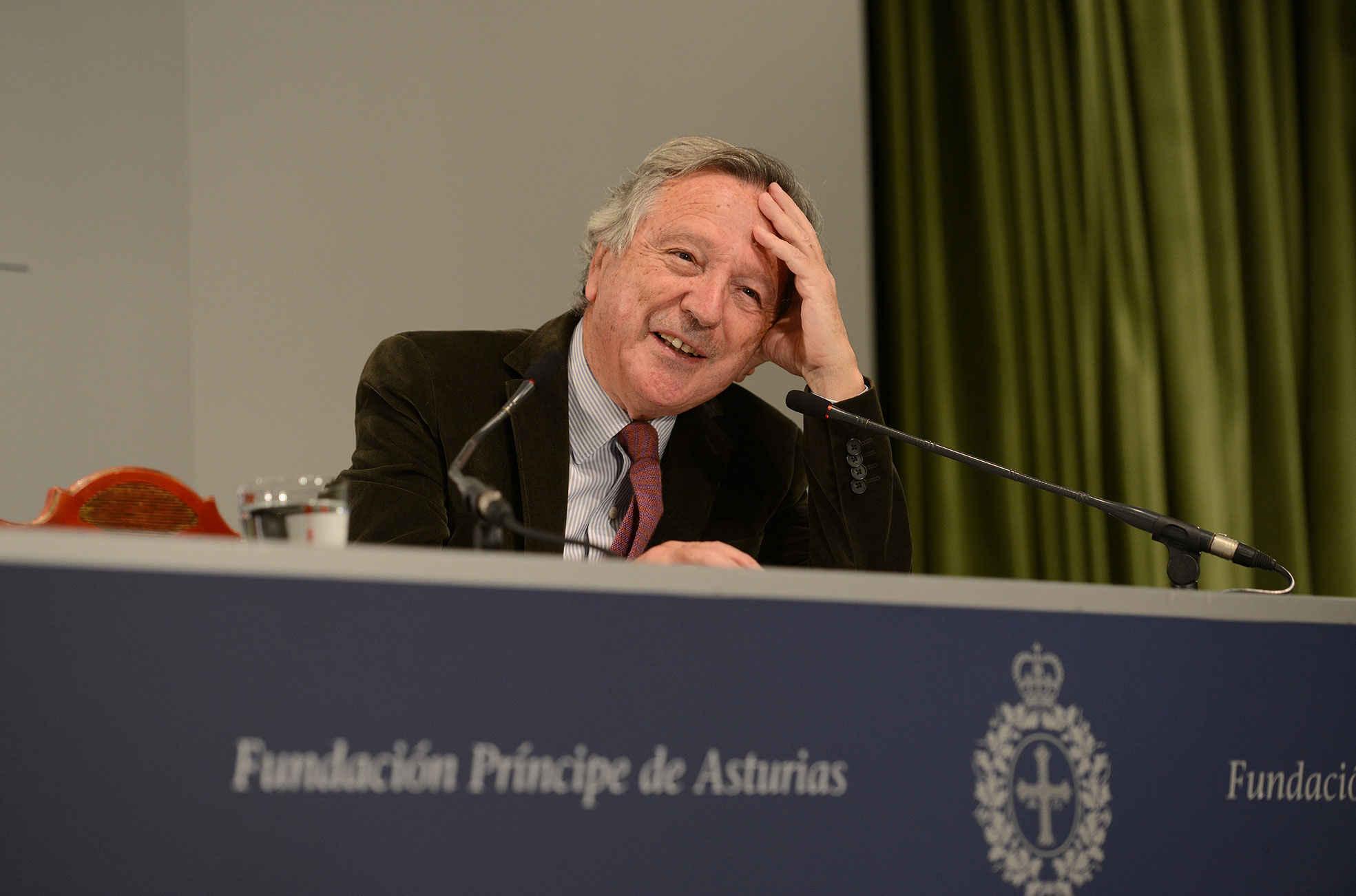 Rafael Moneo press conference
