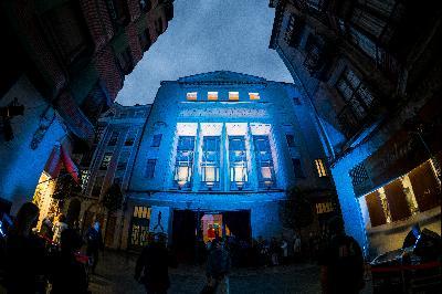 """""""Espectros (Hamlet)"""" en el Teatro Arango"""