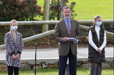Entrega del Premio al Pueblo Ejemplar de Asturias 2020