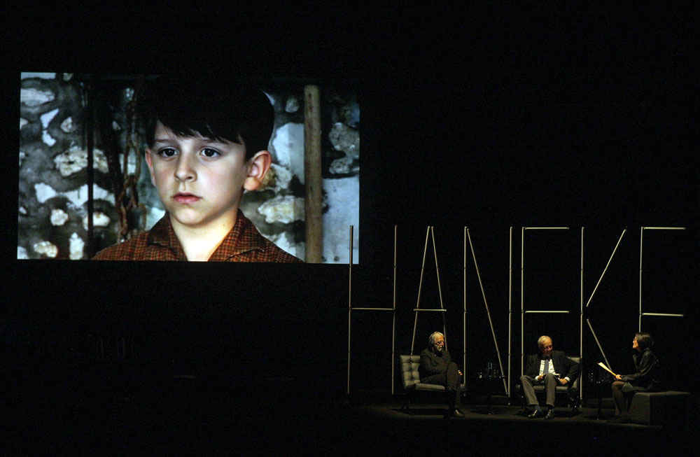 Homenaje a Michael Haneke