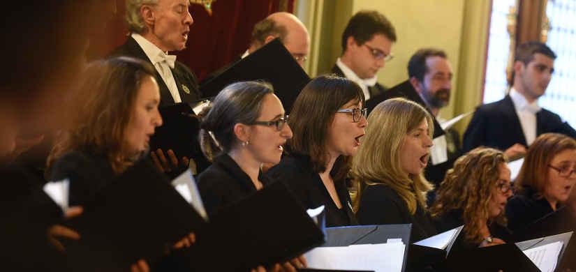El Coro De La Fundación Princesa De Asturias Ofrecerá Un Concierto Con  Motivo Del 50 Aniversario Del Descubrimiento De La Cueva De Tito Bustillo