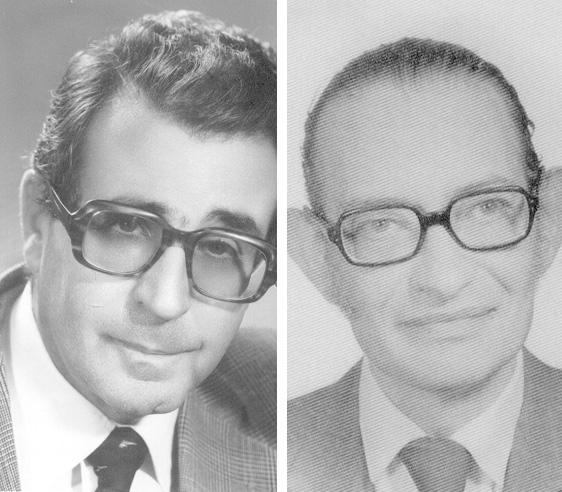 David Vázquez Martínez y Emilio Rosenblueth Premio Príncipe de Asturias de Investigación Científica y Técnica 1985 - 312281001243422069