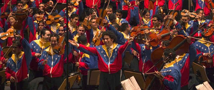 Sistema Nacional De Orquestas Juveniles E Infantiles De