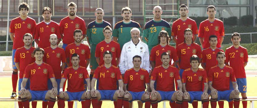 add30a06b9057 Selección Española de Fútbol - Premiados - Premios Princesa de ...